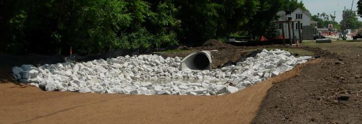 East Moreland Boulevard Flood Mitigation Header Image